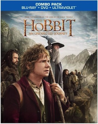 Jaquette the hobbit la désolation de smaug