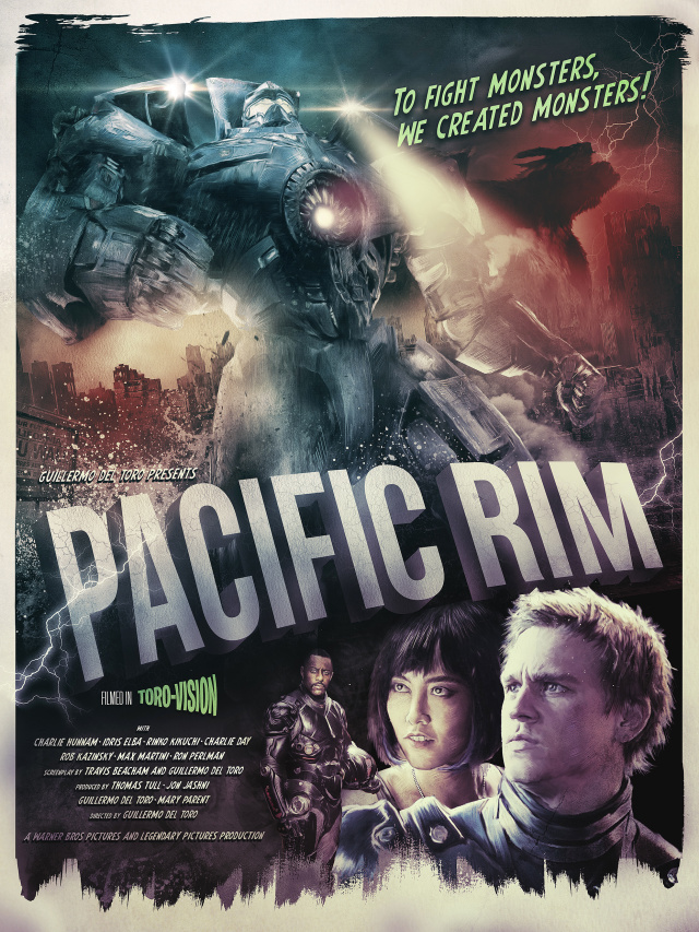 Artworks pour Pacific Rim