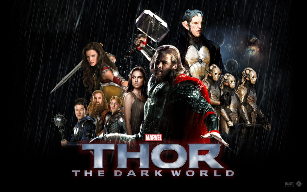 Bande-annonce pour Thor : The Dark World