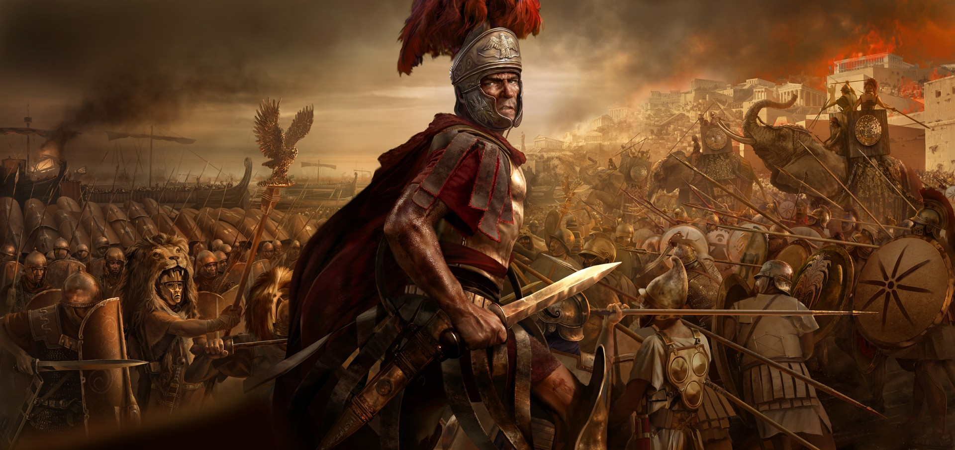 test, rome 2, total, war