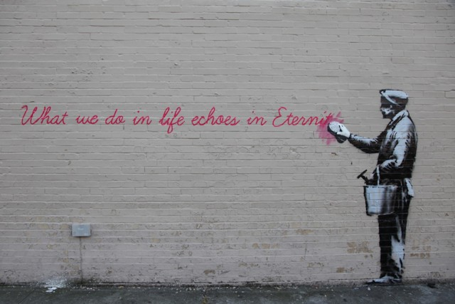 Banksy, new-york