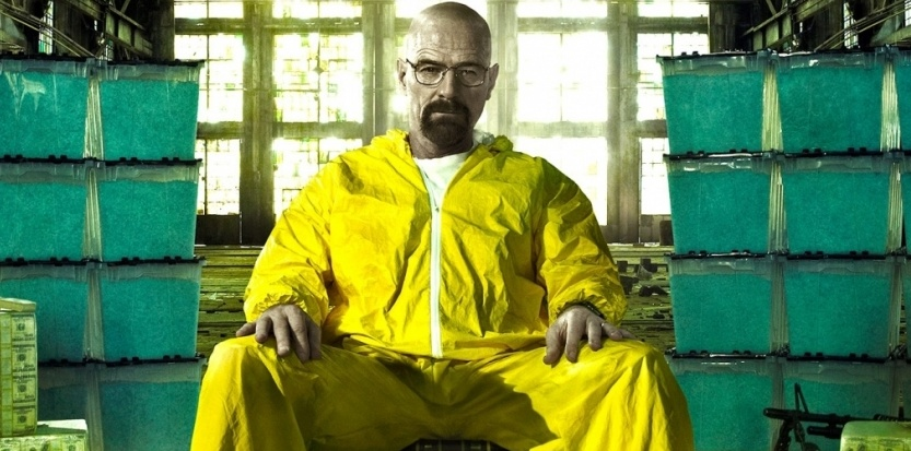 Breaking Bad c'est terminé