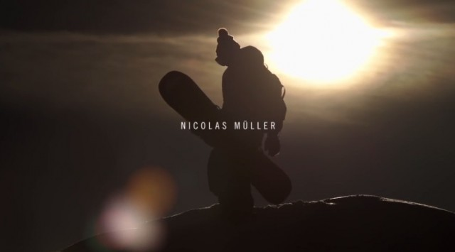 Documentaire Nike Snowboarding