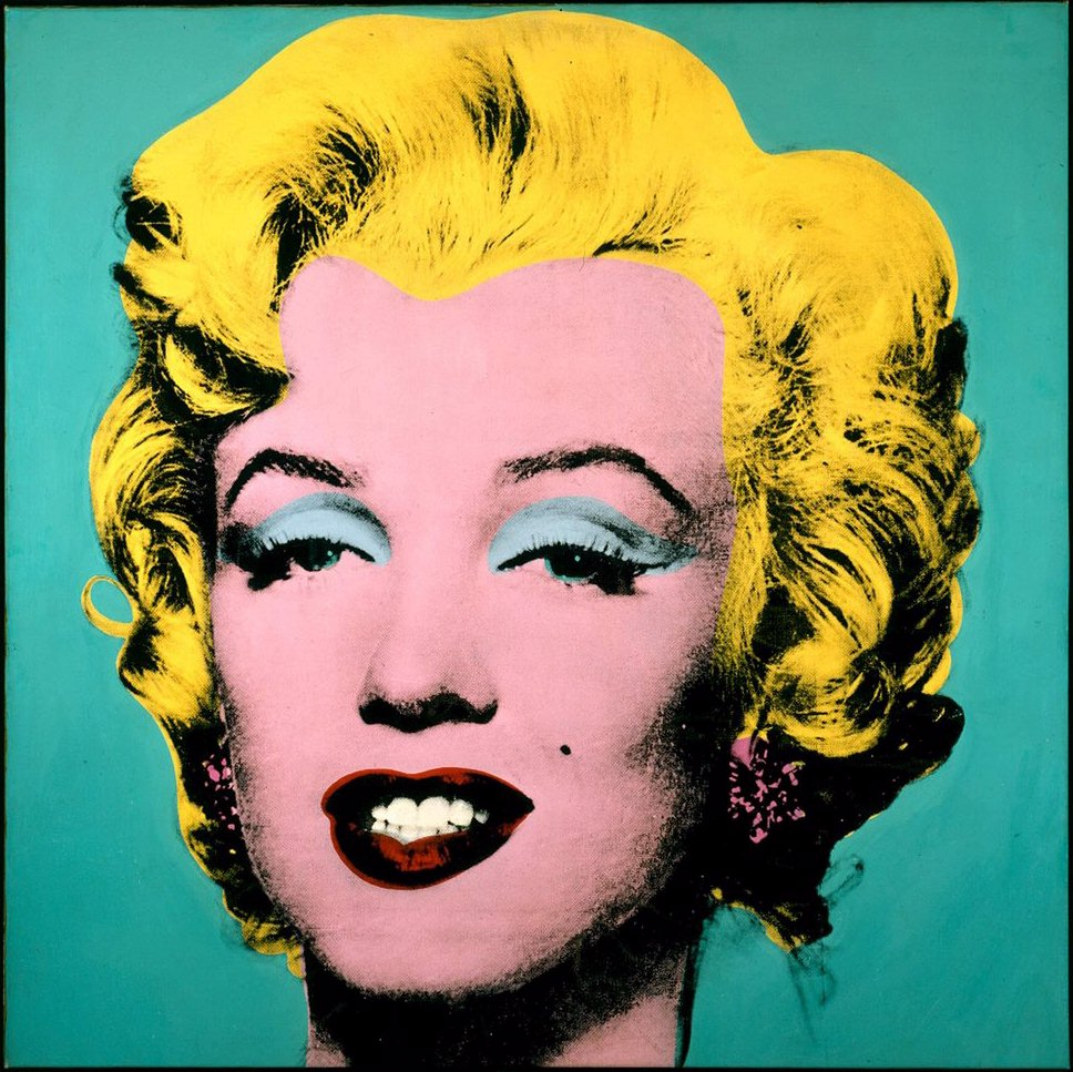 Andy Warhol : figure de proue du Pop Art