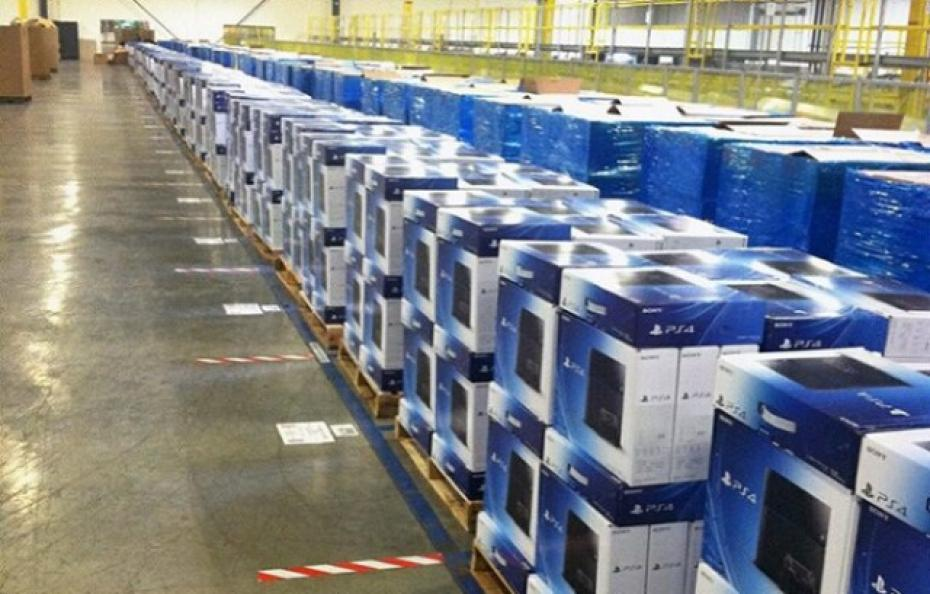 Rupture de stock de la PS4 en France