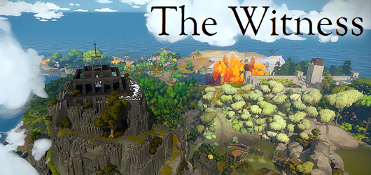The Witness sur PS4