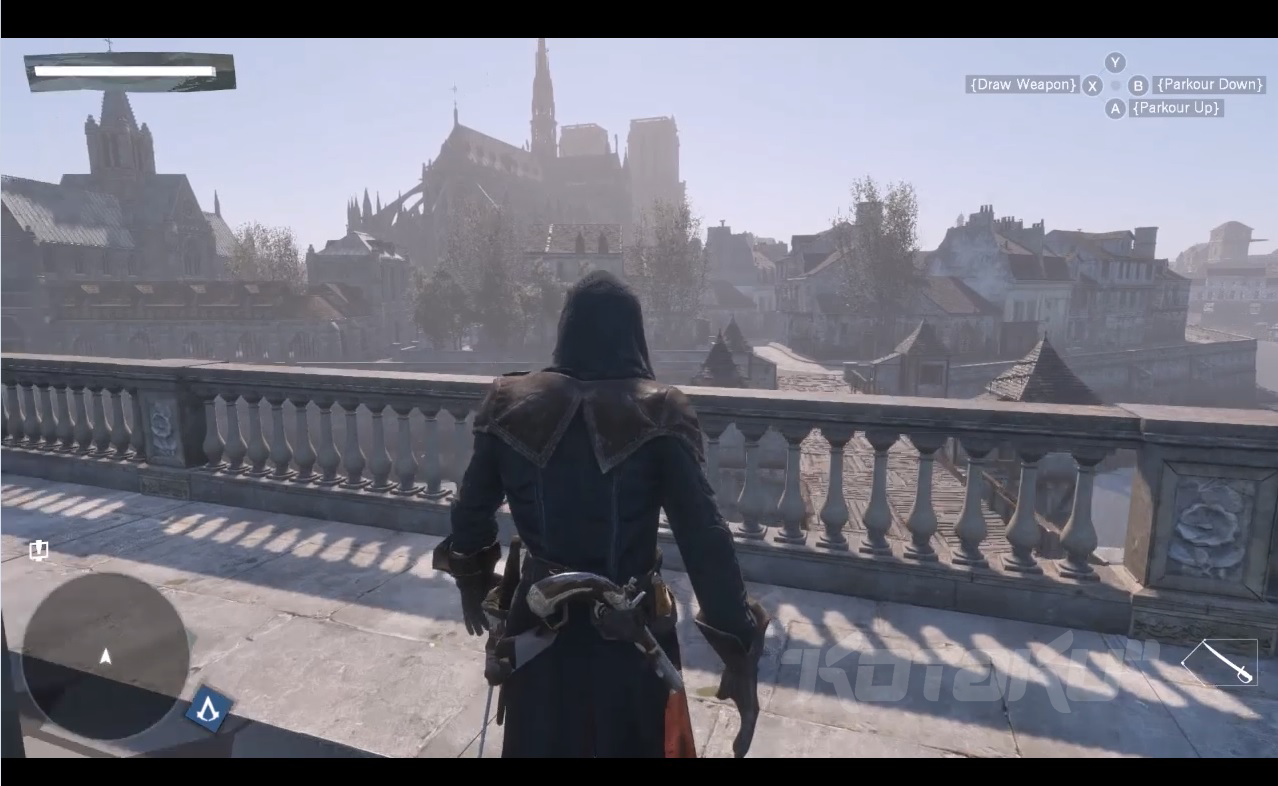 La France pour Assassin's Creed 5