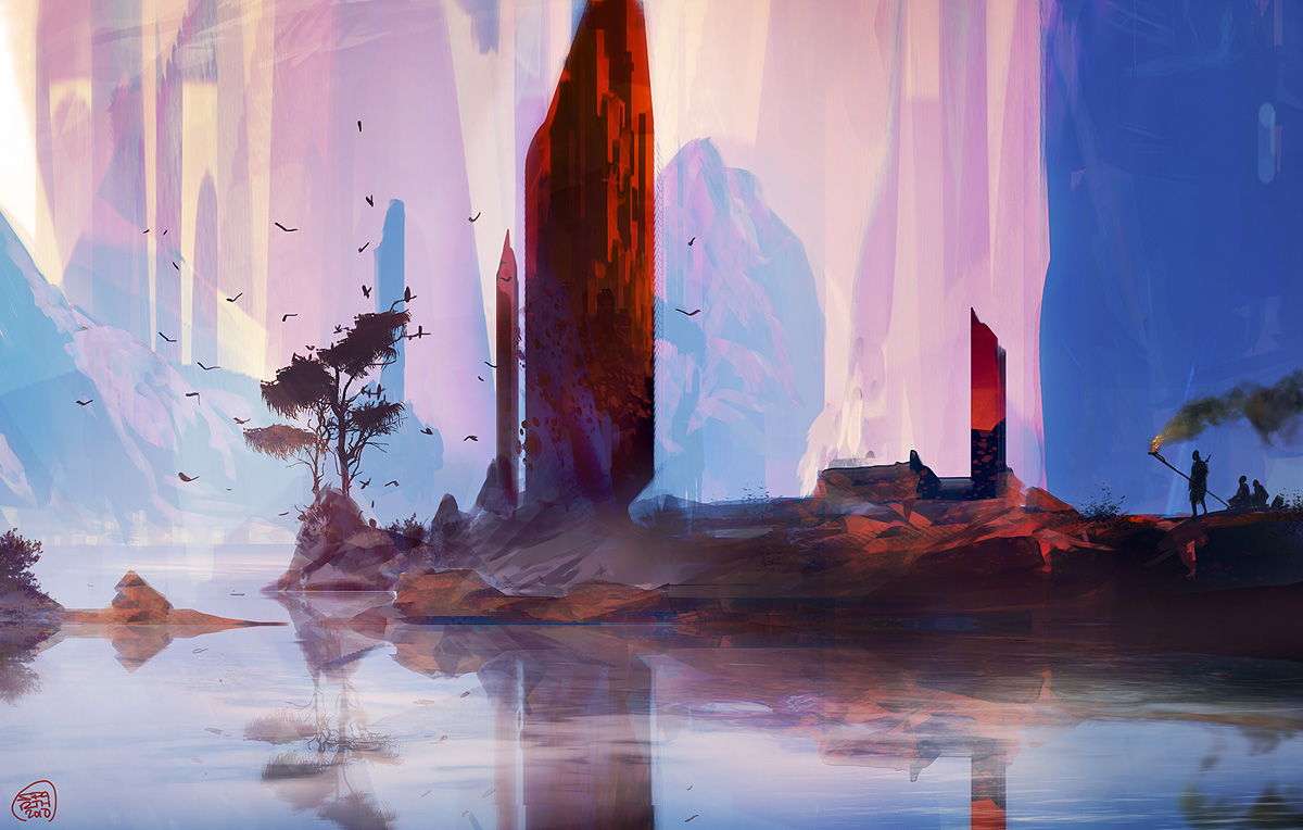 Sparth illustration