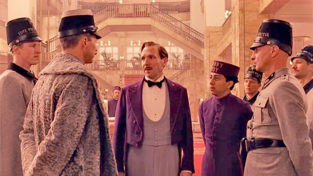 Critique de The Grand Budapest Hotel par Wes Anderson