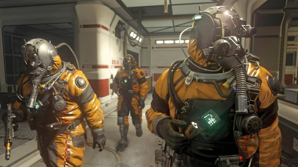 Call of Duty Advanced Warfare : une vidéo et des images
