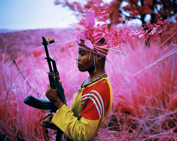 Richard Mosse remporte le Deutsche Börse Photography