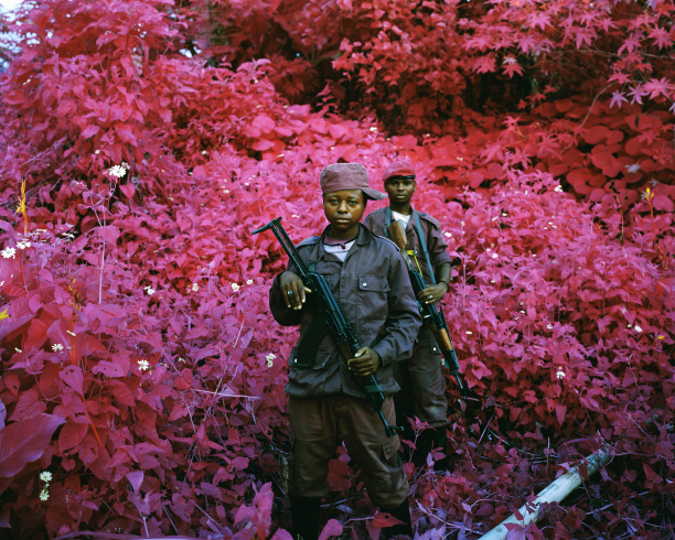 The Enclave par Richard Mosse - République Démocratique du Congo