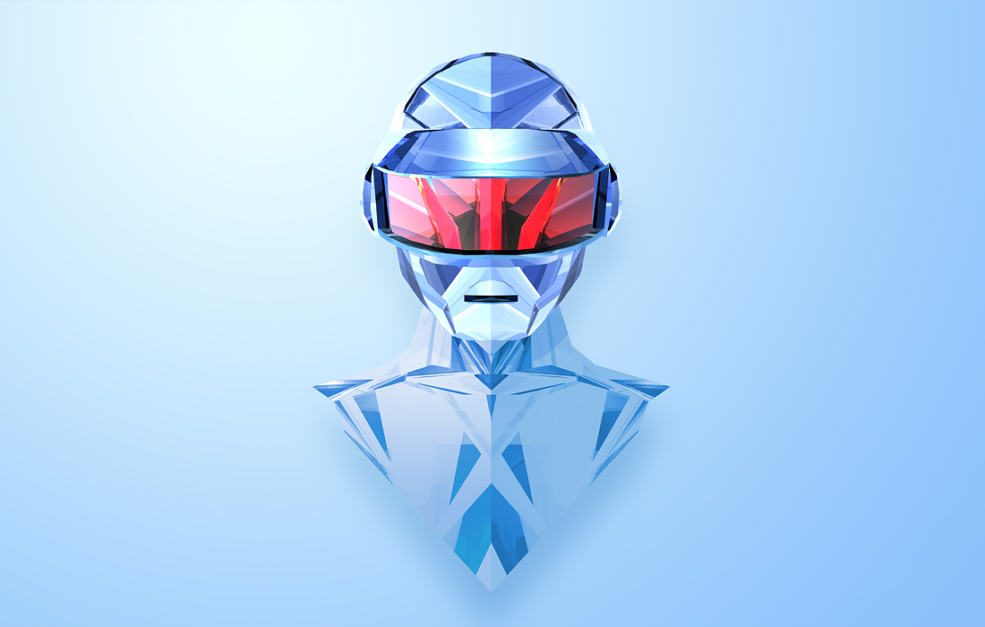 daft punk facets