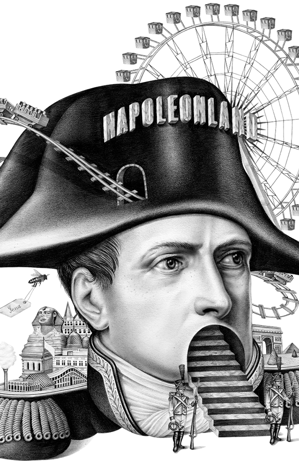 L'attraction Napoléon – M Le Monde