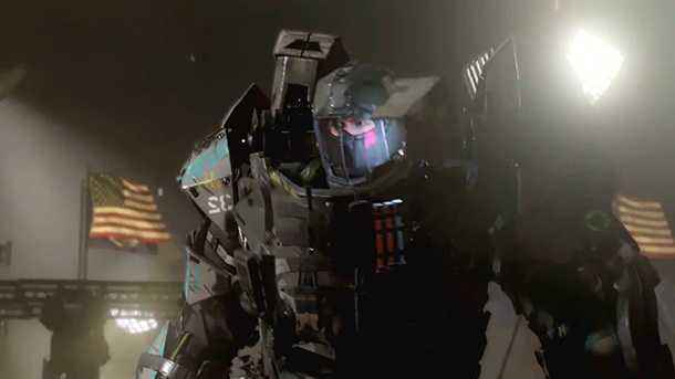 Call of Duty Advanced Warfare exosquelette