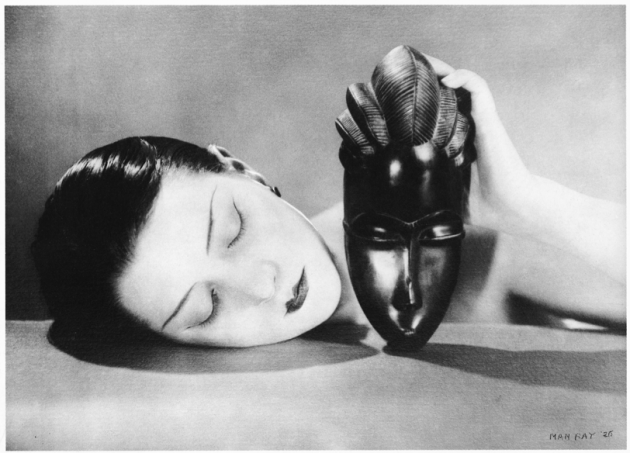 Man Ray photographie