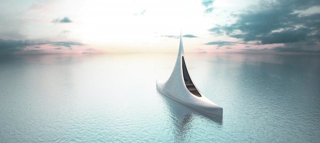 Star Super-Yacht concept