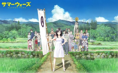 Summer Wars entre animation classique et univers pop
