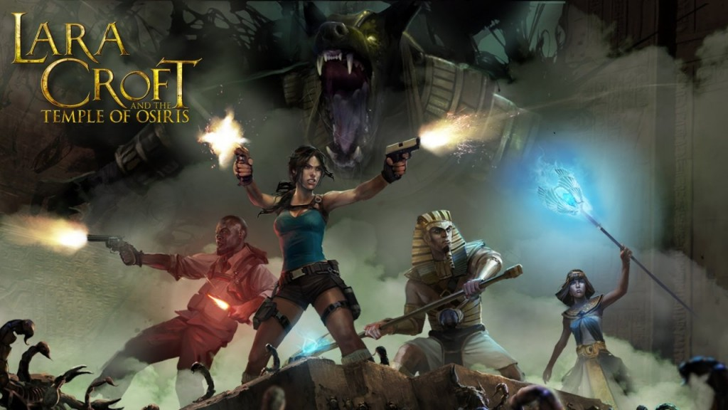 Test de Lara Croft and the Temple of Osiris