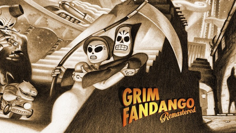 Test de Grim Fandango Remastered : un revenant !