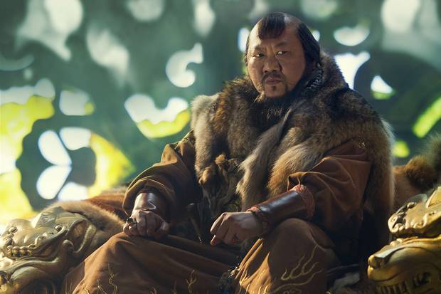 Benedict Wong Marco Polo