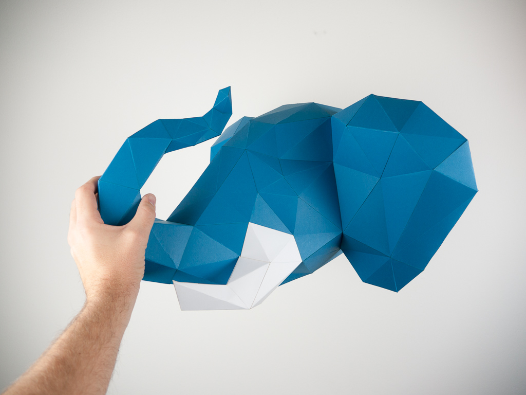 papertrophy papercraft