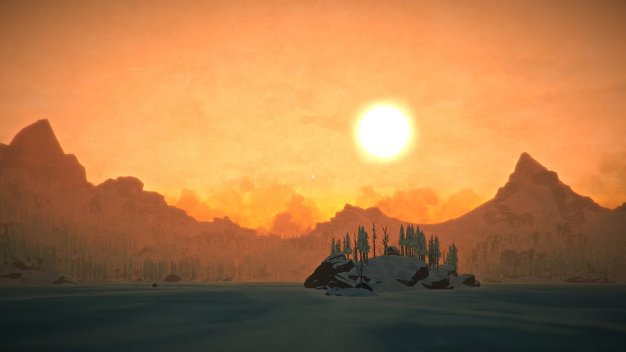 La direction artistique de The Long Dark