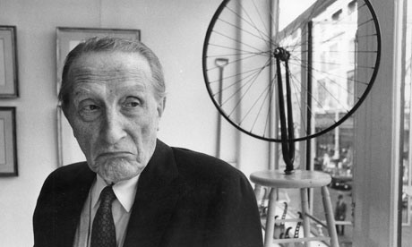 Marcel Duchamp le concepteur du ready made