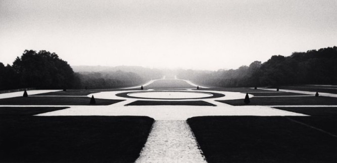 Versailles, France, Michael Kenna