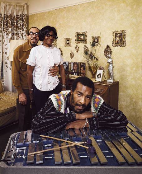 Richie Havens et ses parents
