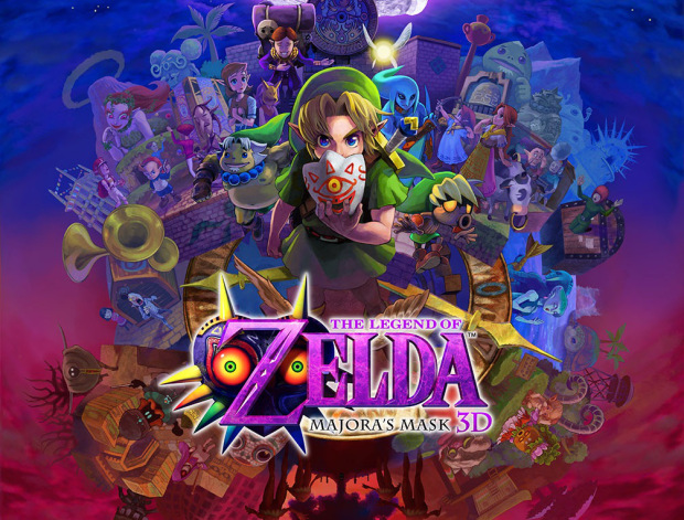 The Legend of Zelda : Majora's Mask revient sur 3DS