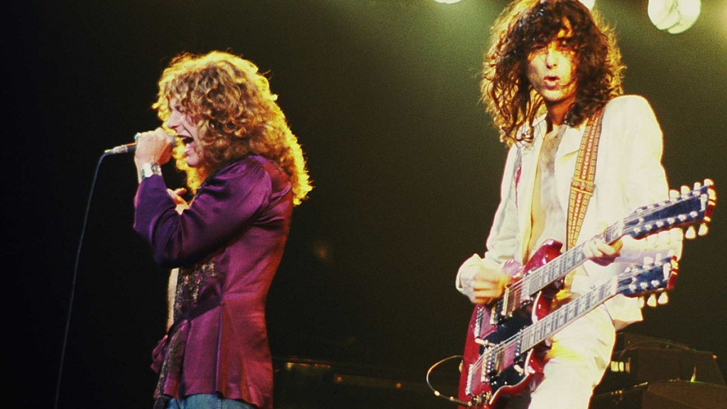 Physical Graffiti de Led Zeppelin remasterisé