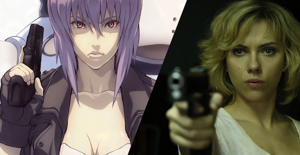 L'adaptation de Ghost In The Shell avec Scarlett Johansson confirmée