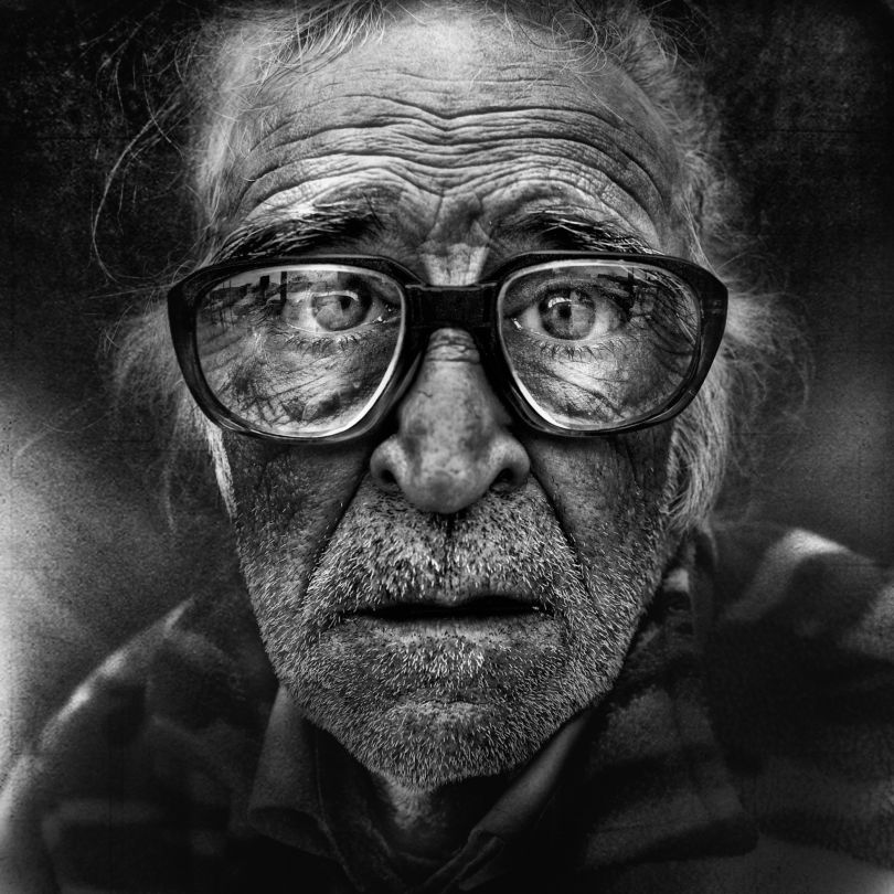 lee jeffries sans-abris
