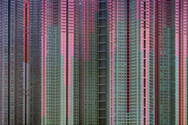 Architecture of Density par Michael Wolf