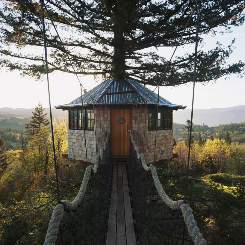 Cinder Cone Treehouse
