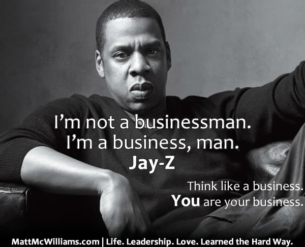 Jay z businessman