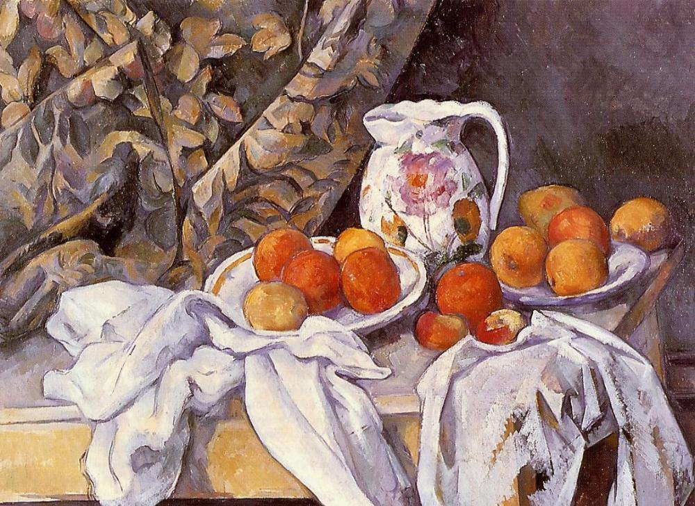 Paul Cézanne nature morte