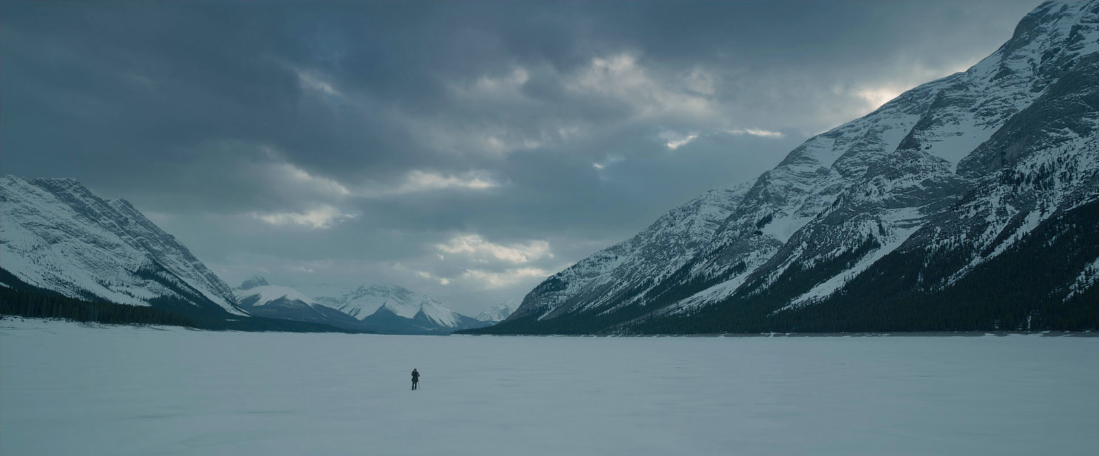 the revenant paysage