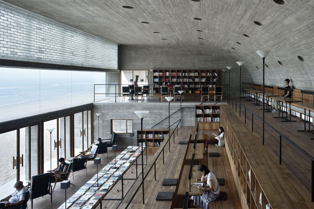 seashore library chine
