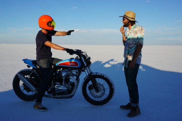 The Greasy Hands Preachers : le documentaire le plus inspirant sur la moto custom