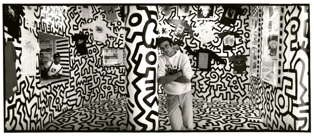 Keith Haring, du graff au pop art – From The Street #04