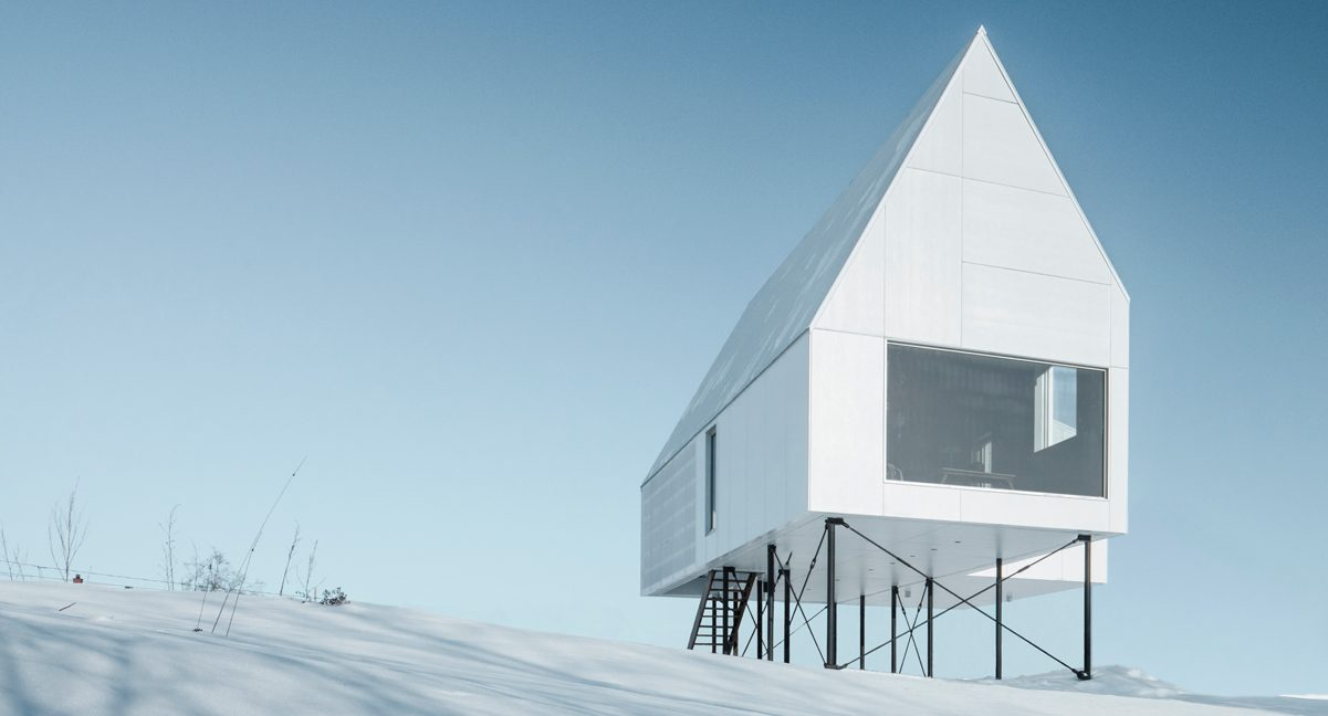 High house le chalet du 21 me si cle for Architecture 21eme siecle