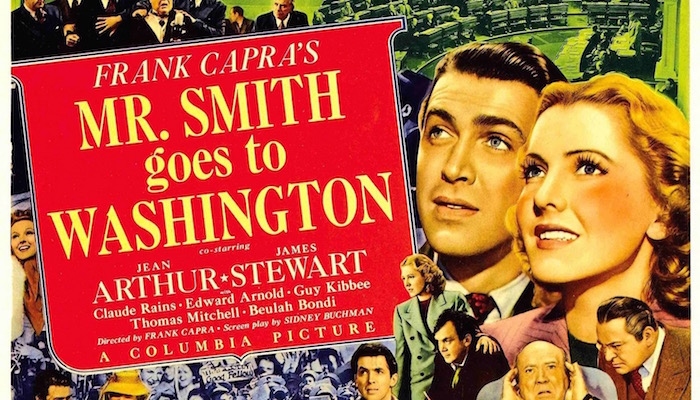 Mr. Smith goes to Washington : quand l'individu sauve la démocratie – Cinéma et Politique #8