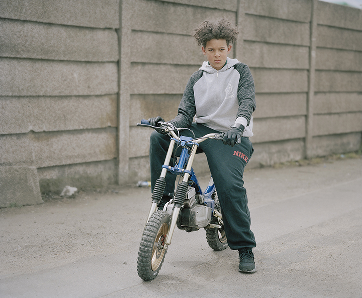 spencer murphy bikers londres