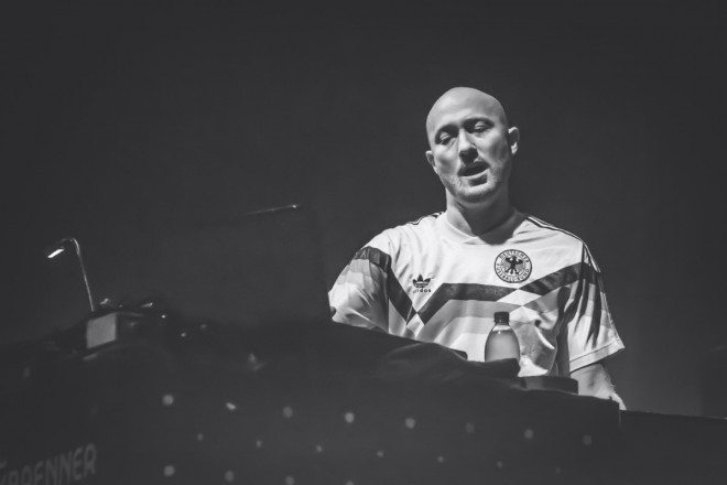 L'indémodable Paul Kalkbrenner à Sonar 2013 – Sets de légendes #1