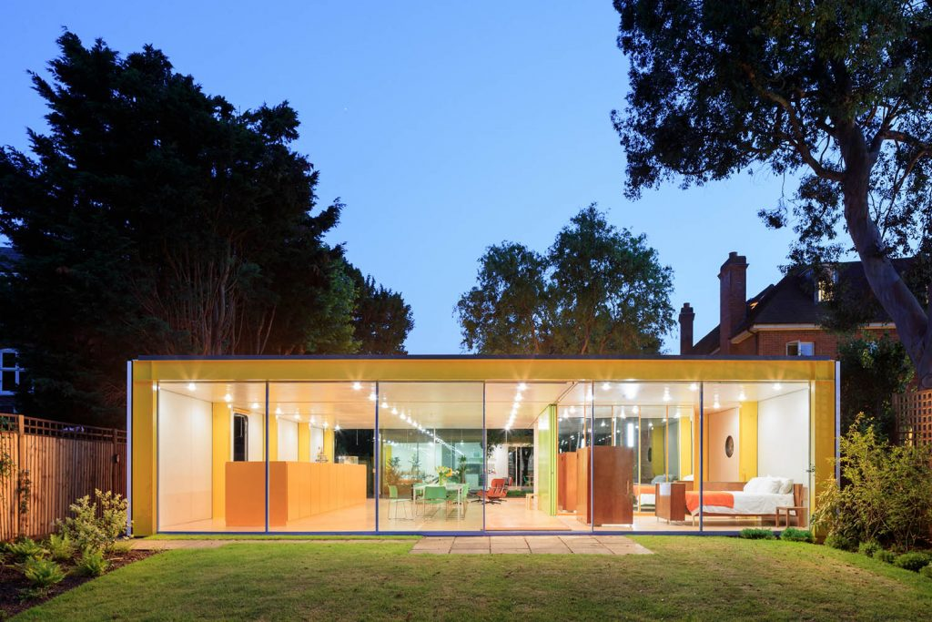 Richard Rogers fait don d'une maison à la Harvard Graduate School of Design