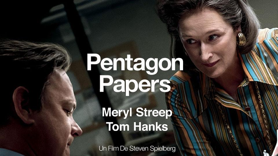 pentagon papers films