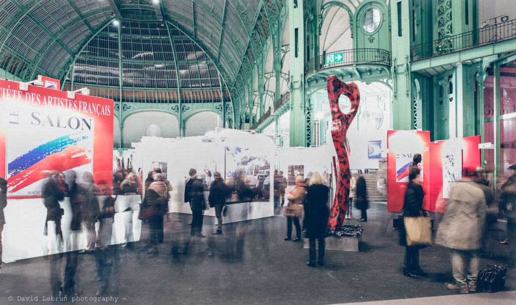Art Capital fait Salon au Grand Palais : 2 000 artistes exposés