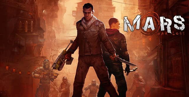Mars War Logs disponible sur Steam